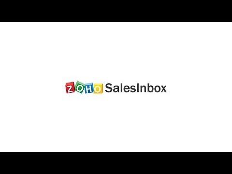 Zoho SalesInbox - Email client built exclusively for salespeople