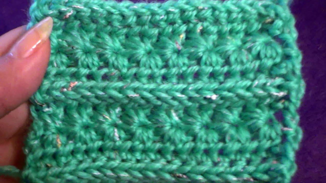 Схема вязания крючком шарфа для начинающих 99