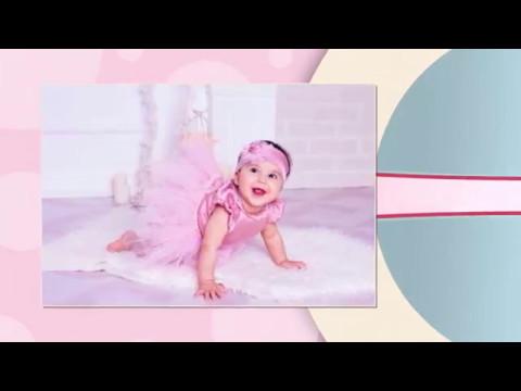 Поздравление девочке на 1 годик