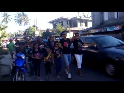 Sinulog 2016 Lo-oc, Dumanjug, Cebu