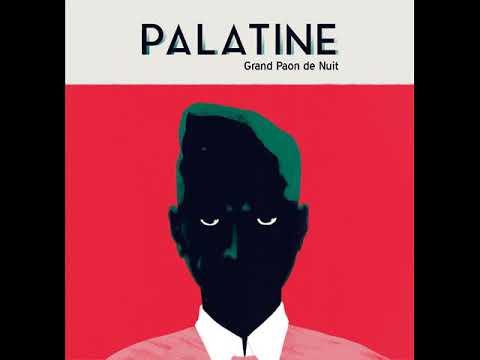palatine - ecchymose