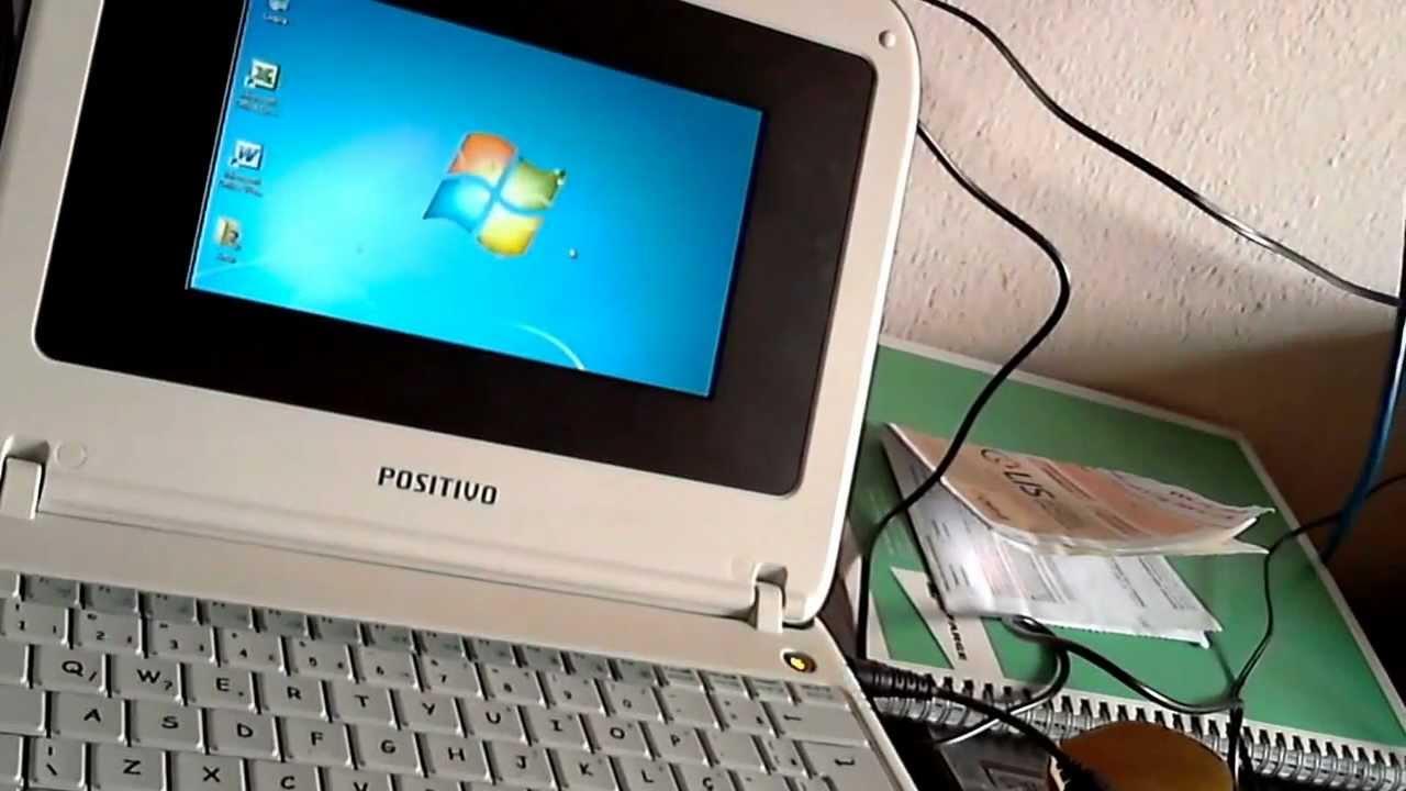 Positivo Mobo S7 Com Windows 7x86 Mp4