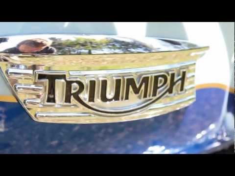 Triumph Bonneville T100 Sixty Youtube