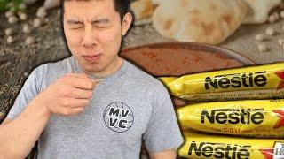 Chocolate Hummus: Love It Or Leave It?
