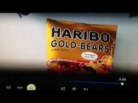 Funny haribo commercial