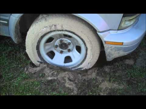 18 year olds and driving in mud Travel Video