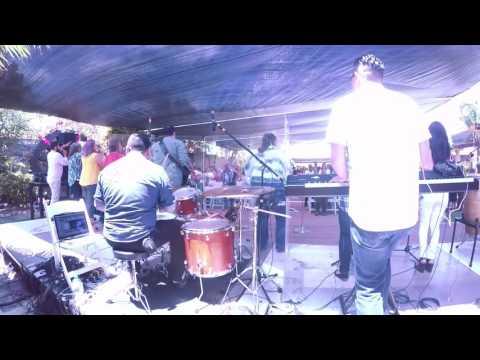 Incomparable eres tu (Nobody Like You) Planetshakers   Daniel Castañeda drumcam