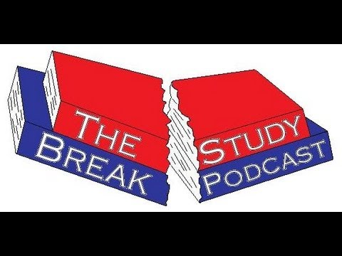 The Study Break Podcast #5: Hiatuses, Breaking Bad, and more!!!