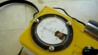 Geiger Counter Leni ( Cdv 700 )