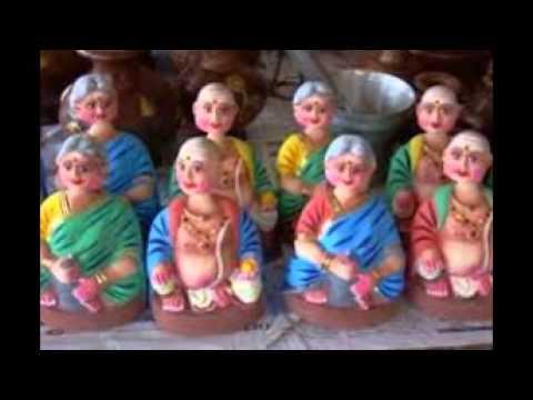 Tamil Nadu Handicrafts Youtube