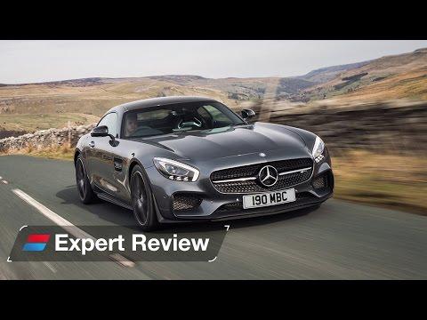 Mercedes AMG GT car review