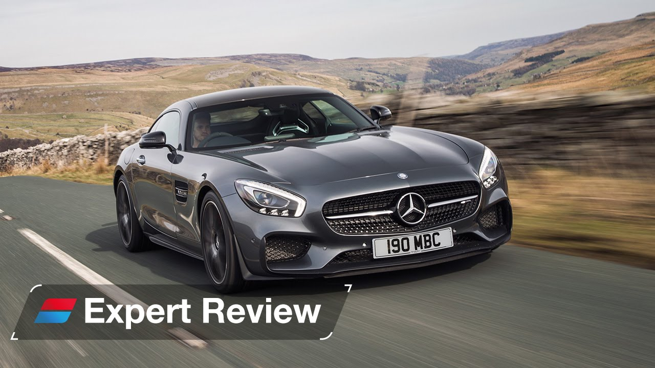 mercedes-amg gt car review - youtube