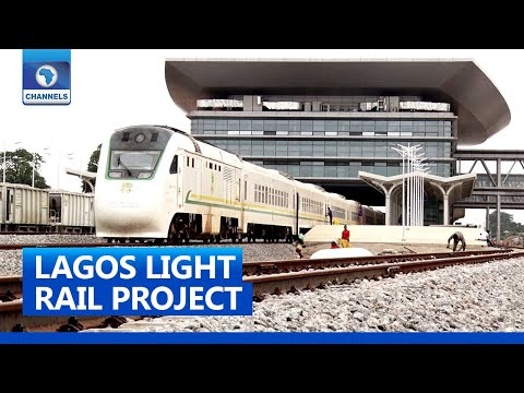 Construction Work Resumes On Lagos Light Rail Project