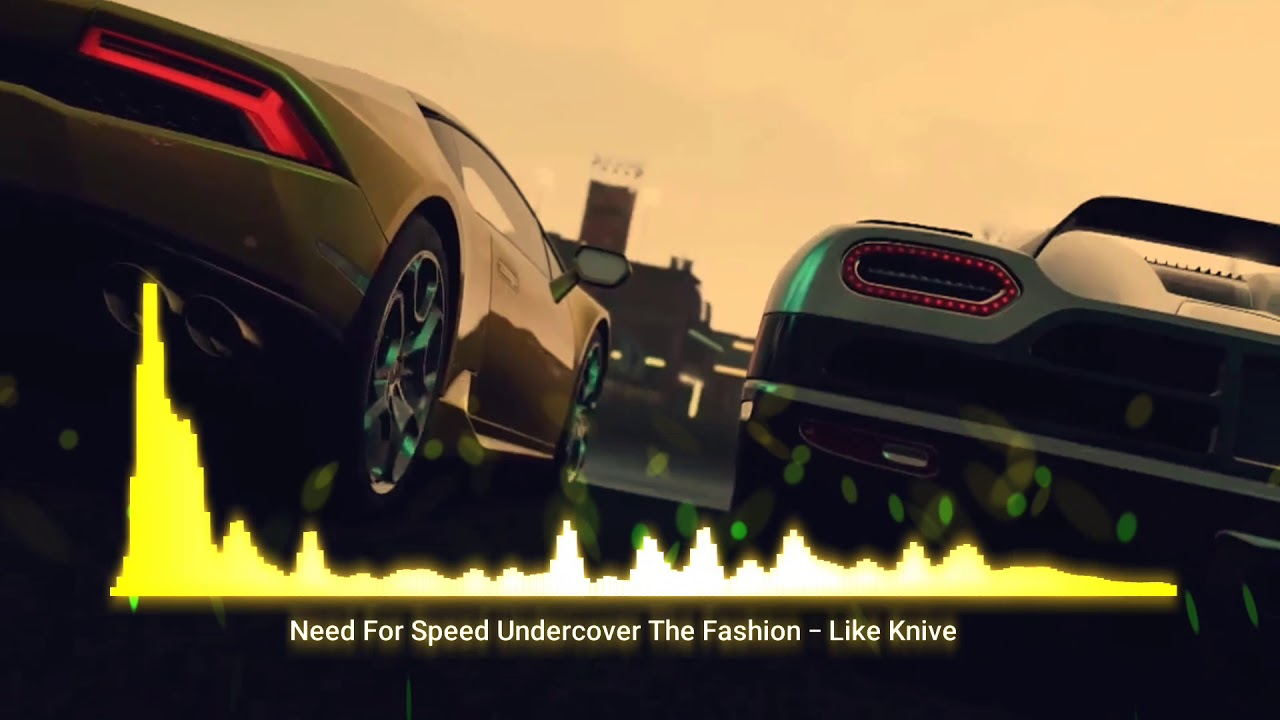 Nightcore | The Fashion - Like Knive | Need For Speed Undercover Soundtrack #1