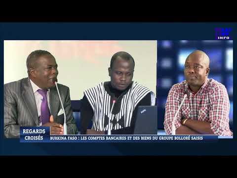 Burkina Faso : les comptes bancaires et des biens du groupe Bolloré saisis