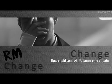 Rap Monster, Wale - Change [Lyrics]