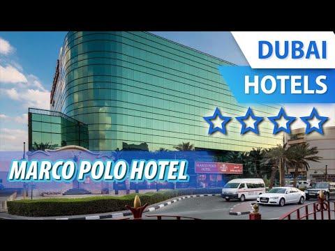 Marco Polo Hotel 4 ⭐⭐⭐⭐   Review Hotel In Dubai, UAE
