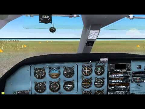 Vatsim World Discovery Flight - Torres Strait