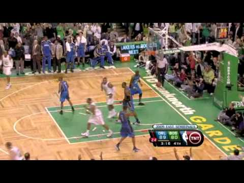 NBA Play Of The Day: Brian Scalabrine 3-Point Shot - YouTube