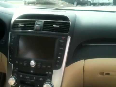 Acura TL Navigation At Acura Of Mobile YouTube - 2005 acura tl navigation