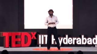 The world through the eyes of a Cinematographer | KK Senthil Kumar | TEDxIITHyderabad