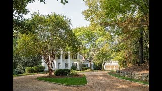 Rare Colonial Home in Roswell, Georgia | Sotheby