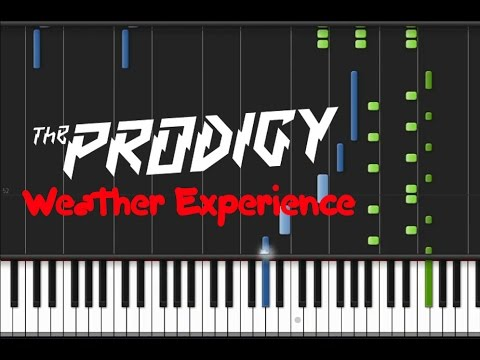The Prodigy - Weather Experience [Piano Tutorial] (♫) mp3