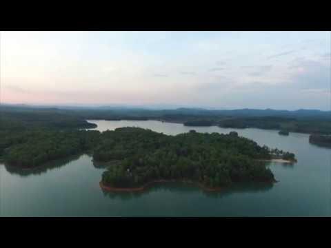 Lake Nottely Blairsville Georgia