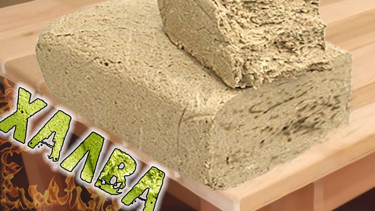 рецепт домашней халвы из семечек