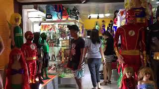 Divisoria-Tutuban, 999 Mall and Mandaluyong- Costume Store