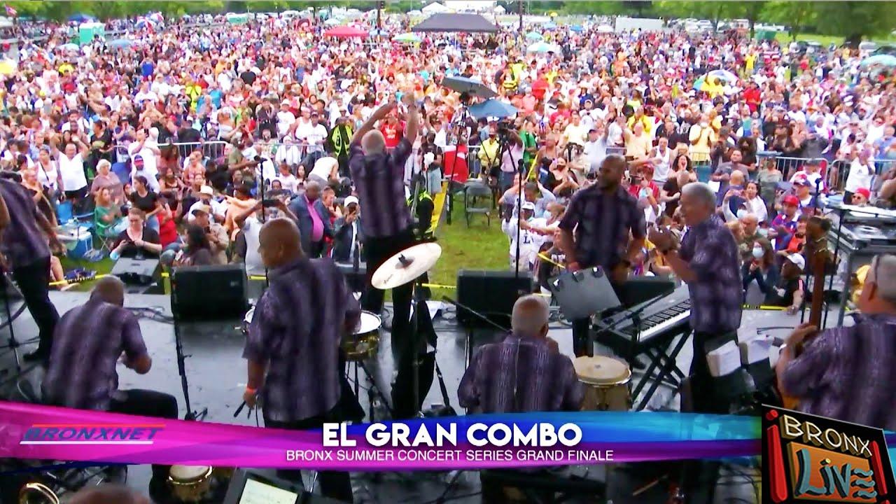 Bronx Live! BX Summer Concert Series: El Gran Combo