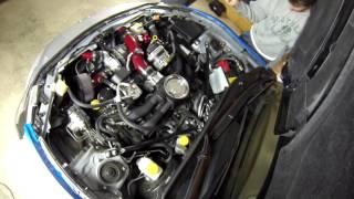 Varis: How To Install A Carbon Fiber Hood - Scion FR-S, Subaru BRZ