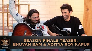 &#39Social Media Star with Janice&#39 Season Finale Teaser Bhuvan Bam &amp Aditya Roy Kapu ...