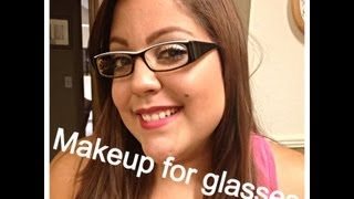 Makeup Look For Glasses (Special Guest) Thumbnail