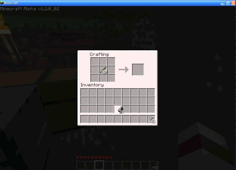 Image Gallery Minecraft Arrow