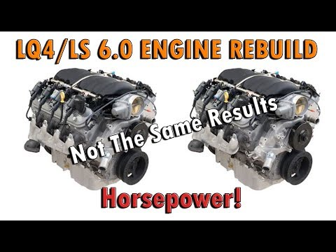 The Best LS Engine To Build For Horsepower