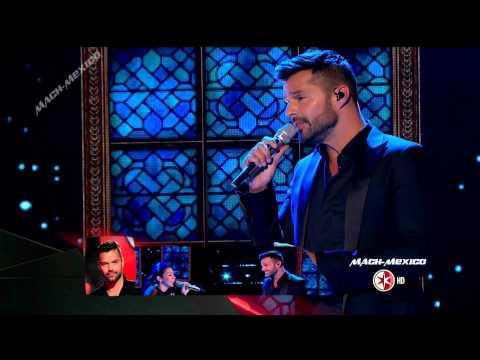 Ricky Martin y Agina   Fuego de Noche, Nieve de Día