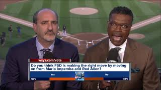 Report: Mario Impemba and Rod Allen will not return to Tigers broadcast booth