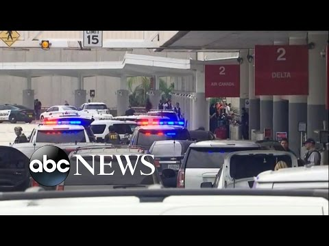 Fort Lauderdale Airport Shooting: Esteban Santiago Identified as Suspect
