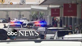 Fort Lauderdale Airport Shooting: Esteban Santiago Identified as Suspect