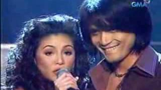Download Video Regine w/ Robin Pinoy Pop Superstar - Till I Met You MP3 3GP MP4