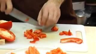 Нарезка овощей - Студия творчества и кулинарии ' Фартук'