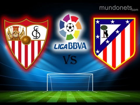 FIFA 17 - Sevilla FC Vs Atletico Madrid Gameplay - Spainish La Liga