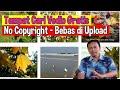 Tempat Mencari Video No Copyright tanpa kena hak cipta, Download Gratis