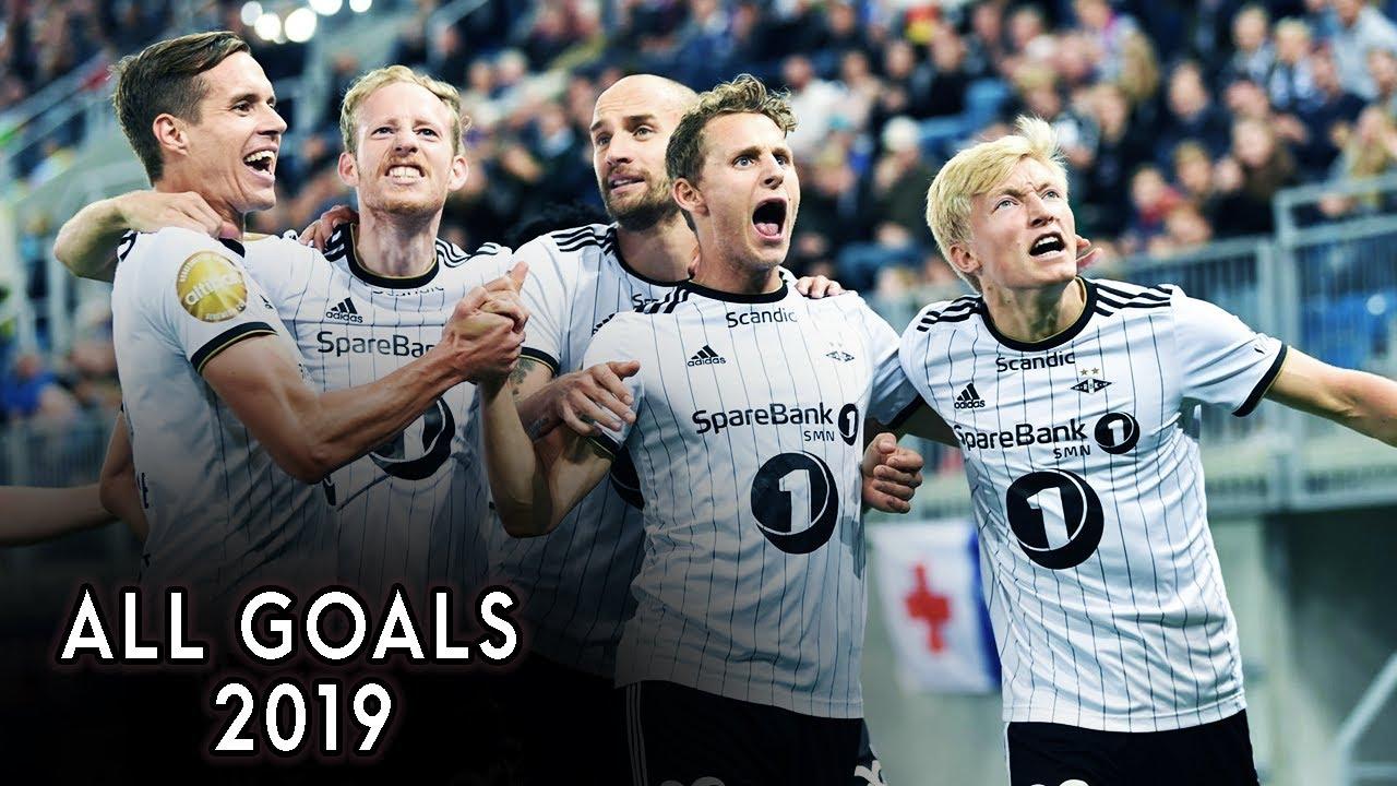 Download Rosenborg 2019 - All Goals