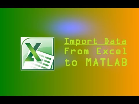 3 Methods to Import an Excel Sheet to MATLAB