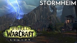 Legion | Stormheim | The Helarjar Have Surfaced | World Quest