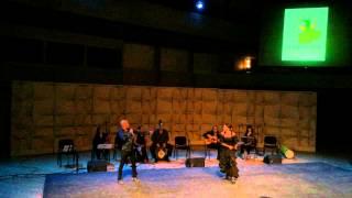 Opening Premio Torbellino 2014 - Carlos Mezza El Torbellino - Daniela Tugues -