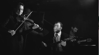 Hot Club of Bushwick - Out of Nowhere (Live at the Manderley)