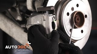Watch our video guide about BMW Brake caliper troubleshooting